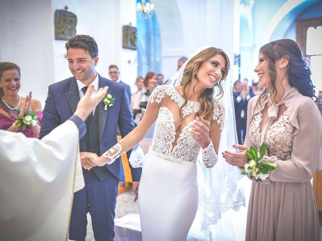 Il matrimonio di Rosita e Donato a Massafra, Taranto 35
