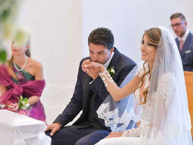 Il matrimonio di Rosita e Donato a Massafra, Taranto 40