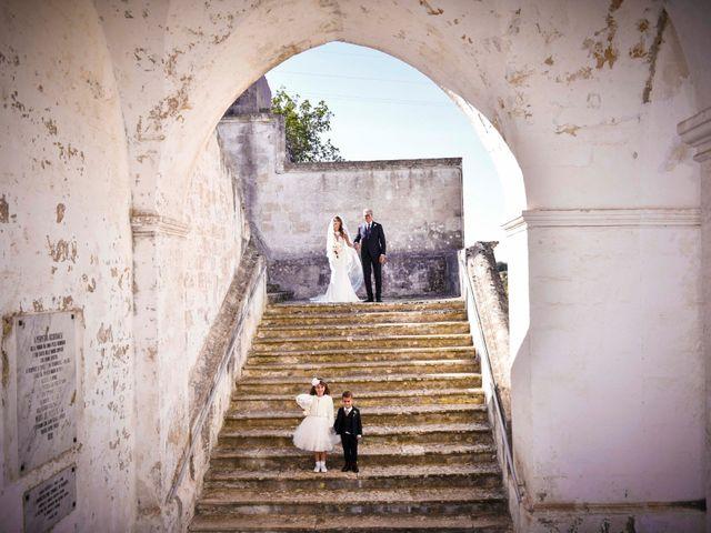 Il matrimonio di Rosita e Donato a Massafra, Taranto 41