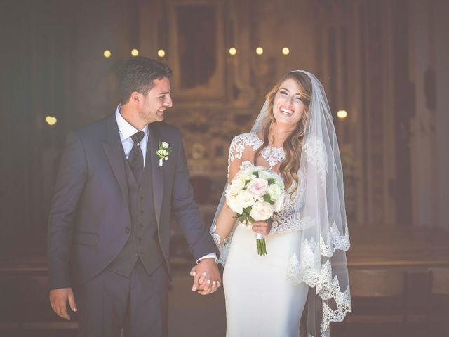 Il matrimonio di Rosita e Donato a Massafra, Taranto 44
