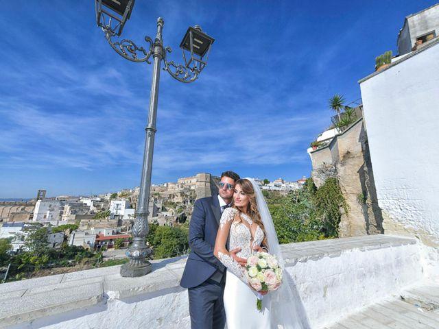 Il matrimonio di Rosita e Donato a Massafra, Taranto 53