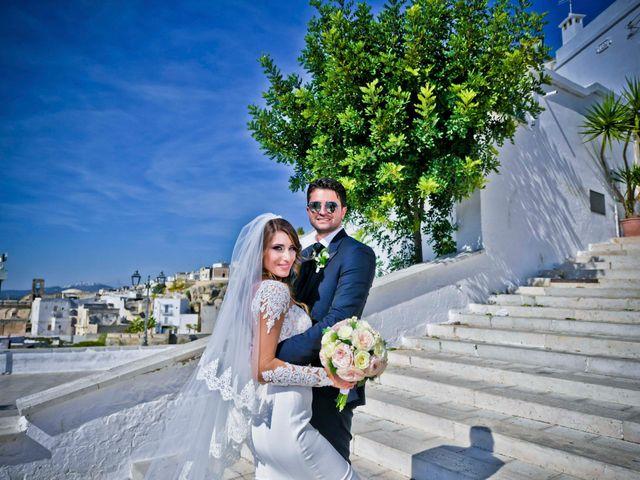 Il matrimonio di Rosita e Donato a Massafra, Taranto 57
