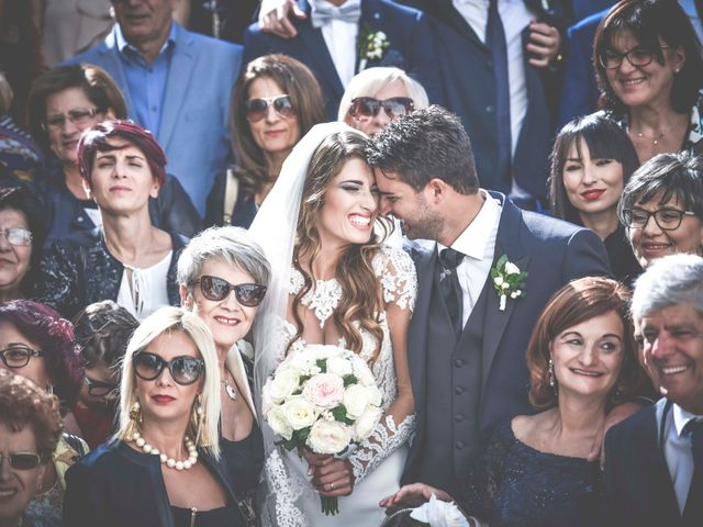 Il matrimonio di Rosita e Donato a Massafra, Taranto 59