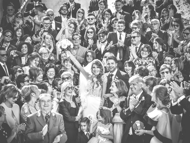 Il matrimonio di Rosita e Donato a Massafra, Taranto 60