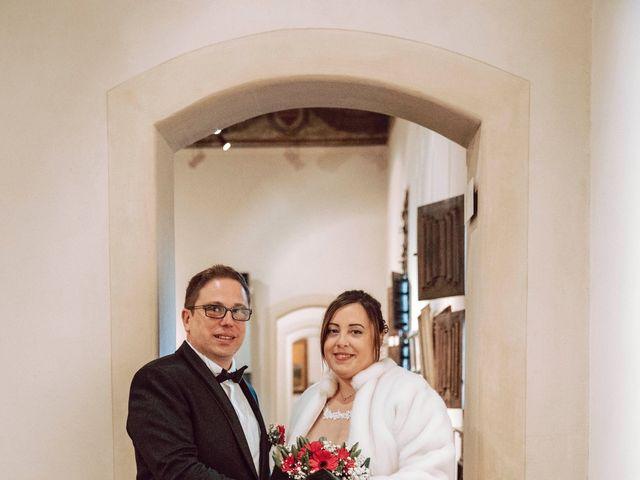 Il matrimonio di Gianluca e Giulia a Novara, Novara 21