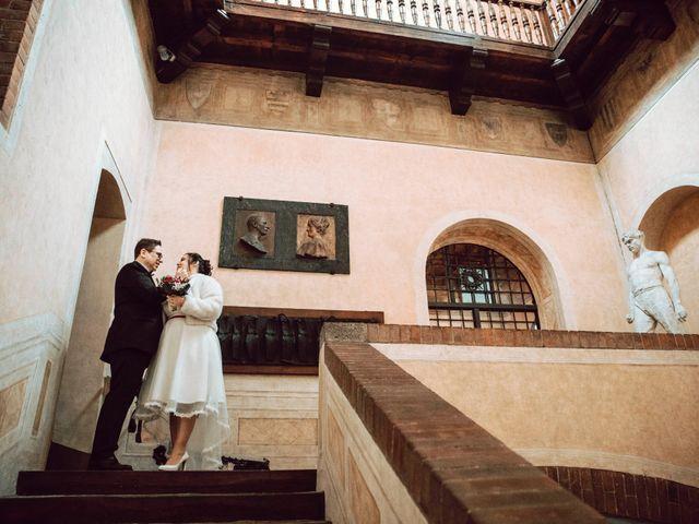 Il matrimonio di Gianluca e Giulia a Novara, Novara 22