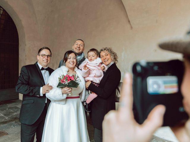 Il matrimonio di Gianluca e Giulia a Novara, Novara 23