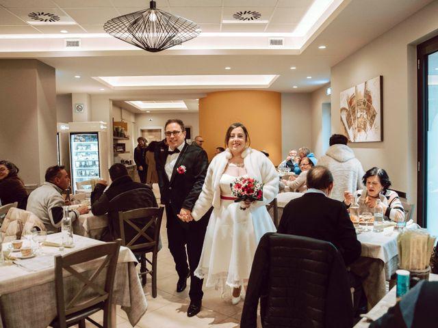 Il matrimonio di Gianluca e Giulia a Novara, Novara 27