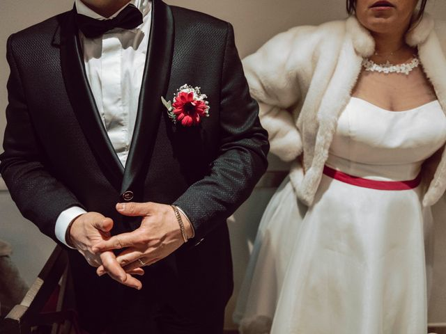 Il matrimonio di Gianluca e Giulia a Novara, Novara 31