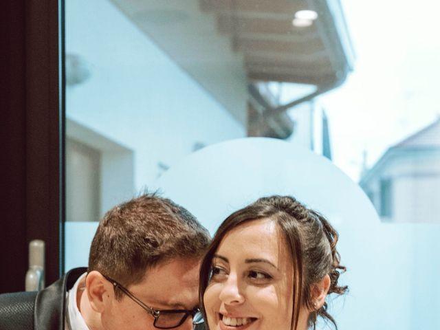 Il matrimonio di Gianluca e Giulia a Novara, Novara 36