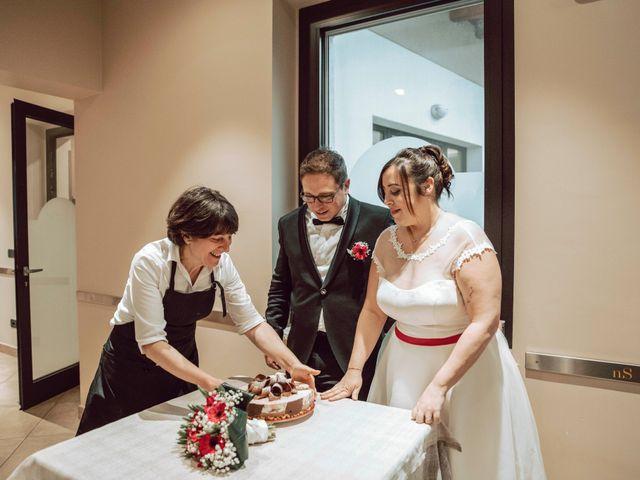 Il matrimonio di Gianluca e Giulia a Novara, Novara 38