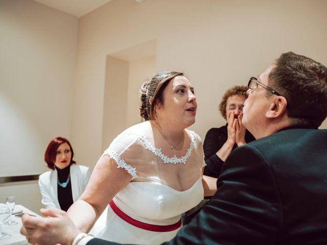 Il matrimonio di Gianluca e Giulia a Novara, Novara 43