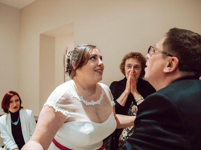 Il matrimonio di Gianluca e Giulia a Novara, Novara 44