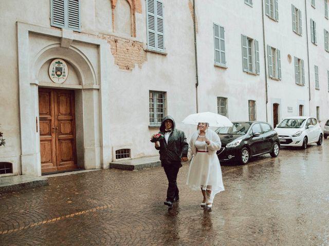 Il matrimonio di Gianluca e Giulia a Novara, Novara 45