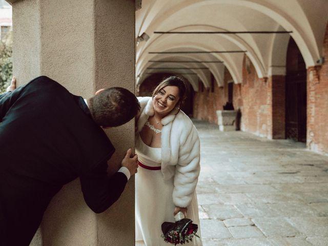 Il matrimonio di Gianluca e Giulia a Novara, Novara 46
