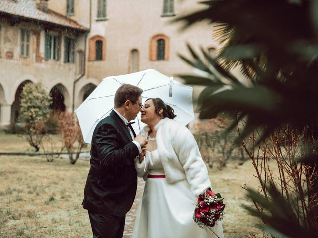 Il matrimonio di Gianluca e Giulia a Novara, Novara 47