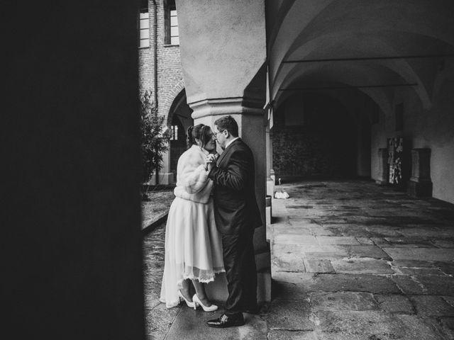 Il matrimonio di Gianluca e Giulia a Novara, Novara 51