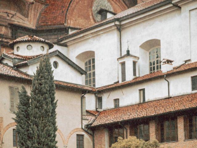 Il matrimonio di Gianluca e Giulia a Novara, Novara 52