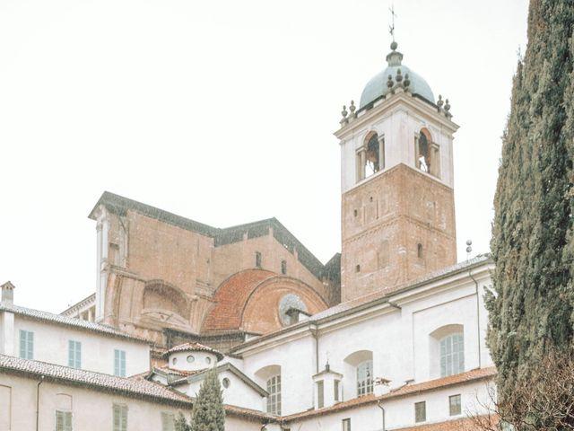 Il matrimonio di Gianluca e Giulia a Novara, Novara 53