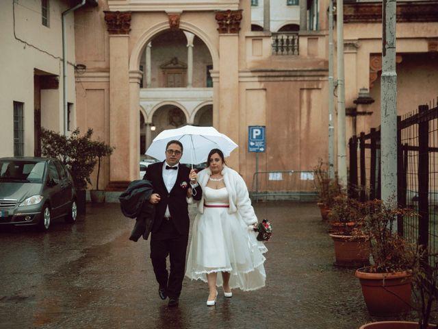 Il matrimonio di Gianluca e Giulia a Novara, Novara 55