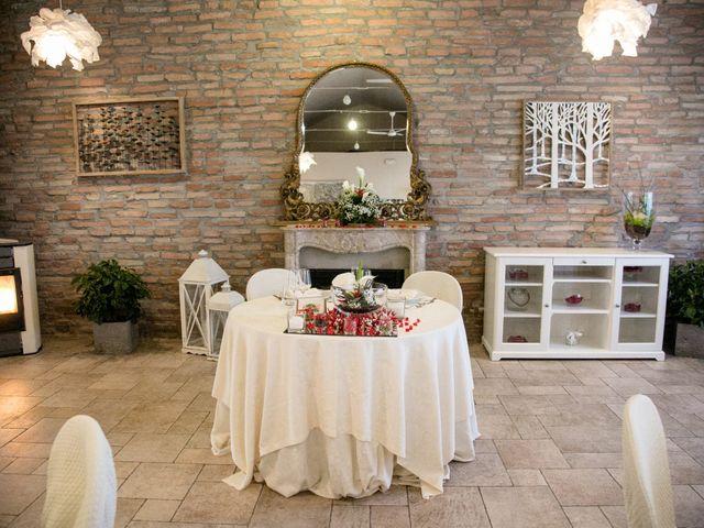 Il matrimonio di Dominique e Alberto a Piacenza, Piacenza 27