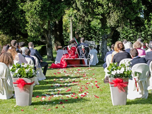 Il matrimonio di Dominique e Alberto a Piacenza, Piacenza 33