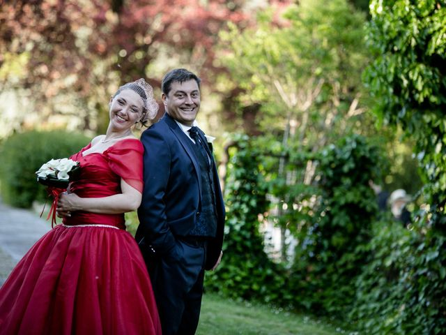 Il matrimonio di Dominique e Alberto a Piacenza, Piacenza 50