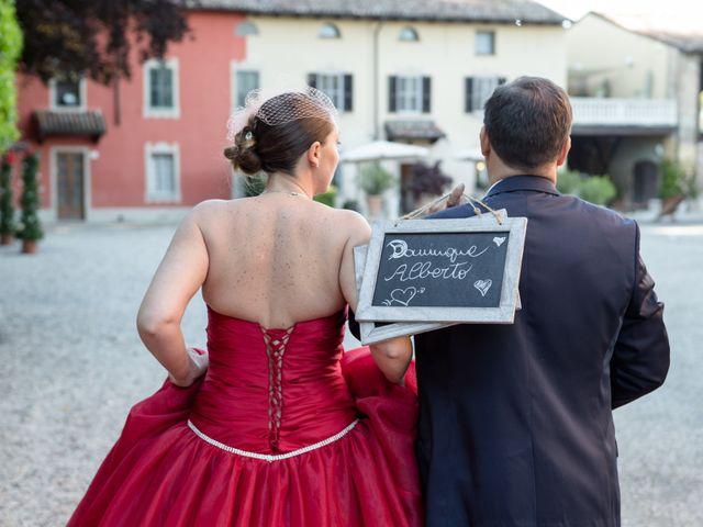 Il matrimonio di Dominique e Alberto a Piacenza, Piacenza 54