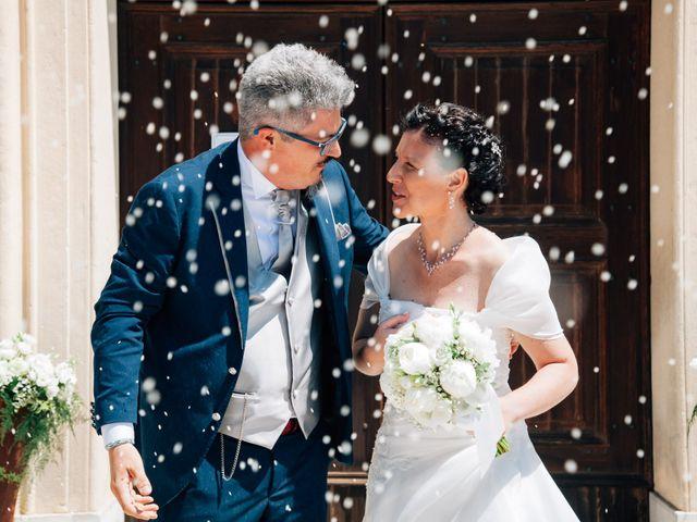 Il matrimonio di Mario e Alessandra a Colle Umberto, Treviso 1