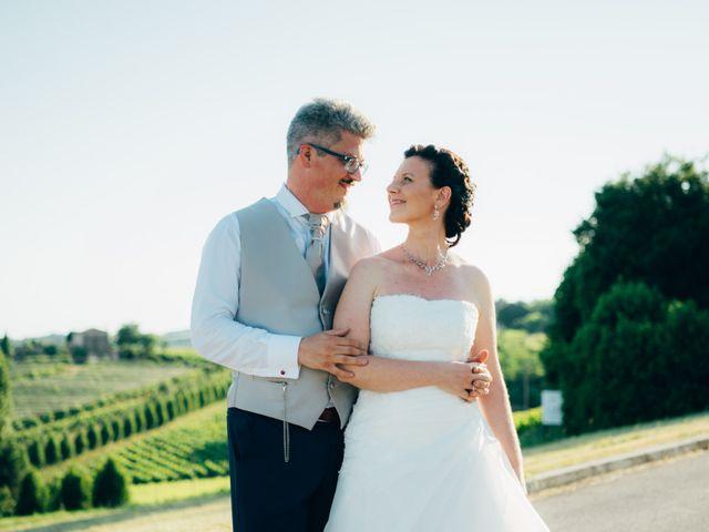Il matrimonio di Mario e Alessandra a Colle Umberto, Treviso 23