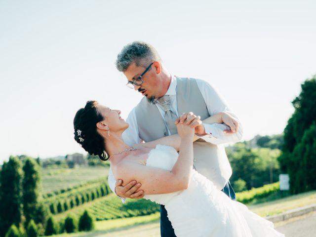 Il matrimonio di Mario e Alessandra a Colle Umberto, Treviso 24