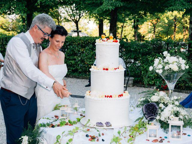 Il matrimonio di Mario e Alessandra a Colle Umberto, Treviso 26