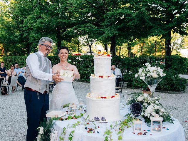 Il matrimonio di Mario e Alessandra a Colle Umberto, Treviso 27