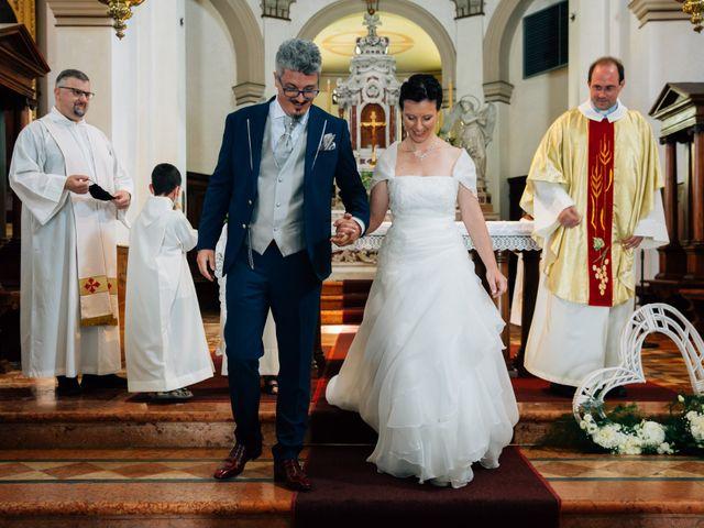 Il matrimonio di Mario e Alessandra a Colle Umberto, Treviso 32