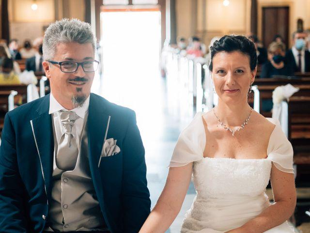 Il matrimonio di Mario e Alessandra a Colle Umberto, Treviso 33