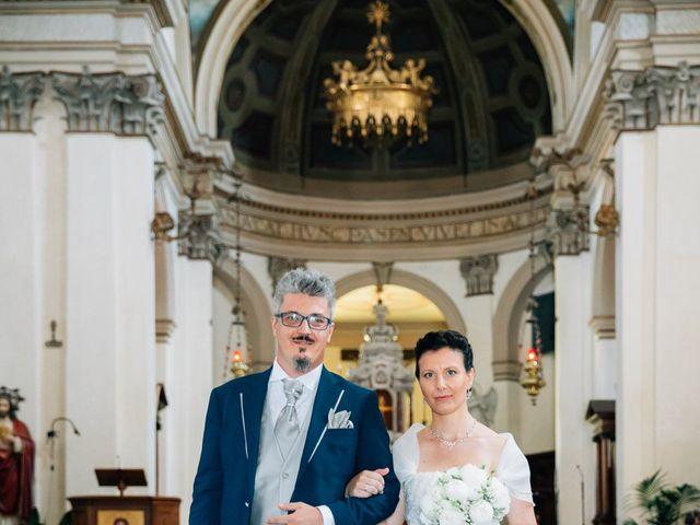 Il matrimonio di Mario e Alessandra a Colle Umberto, Treviso 34