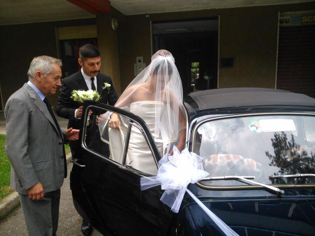 Il matrimonio di Paolo e Vanessa a Pieve Emanuele, Milano 8