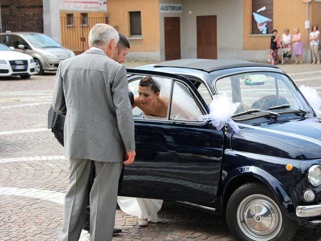 Il matrimonio di Paolo e Vanessa a Pieve Emanuele, Milano 10