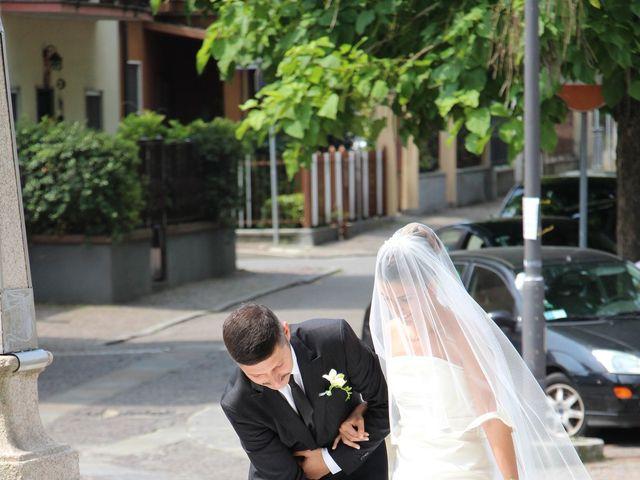 Il matrimonio di Paolo e Vanessa a Pieve Emanuele, Milano 12