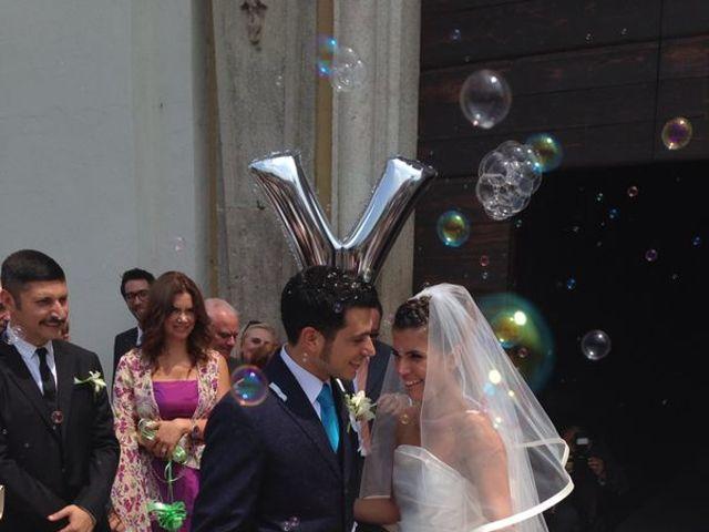 Il matrimonio di Paolo e Vanessa a Pieve Emanuele, Milano 15