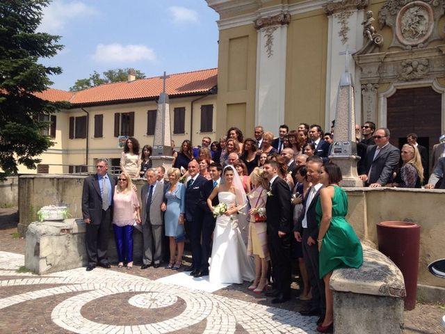 Il matrimonio di Paolo e Vanessa a Pieve Emanuele, Milano 16