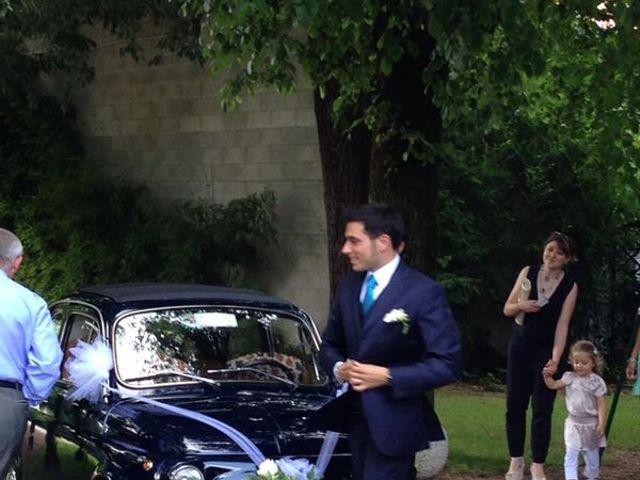 Il matrimonio di Paolo e Vanessa a Pieve Emanuele, Milano 17