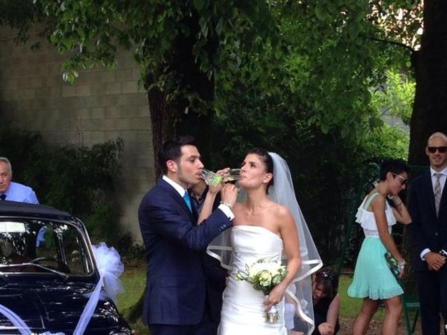Il matrimonio di Paolo e Vanessa a Pieve Emanuele, Milano 20