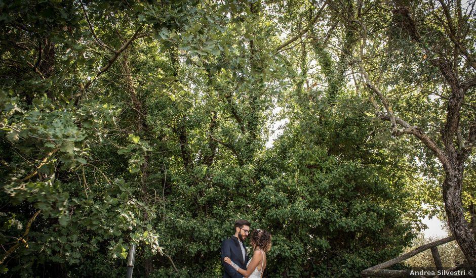 Il matrimonio di Francesco e Alessandra a Soriano nel Cimino, Viterbo