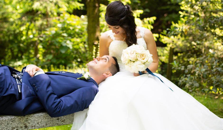 Il matrimonio di Loris e Anna a Lurate Caccivio, Como