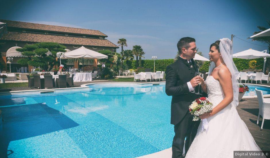 Il matrimonio di Michael e Alice a Goro, Ferrara