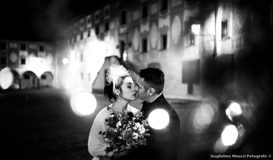 Il matrimonio di Gianni e Adele a San Miniato, Pisa