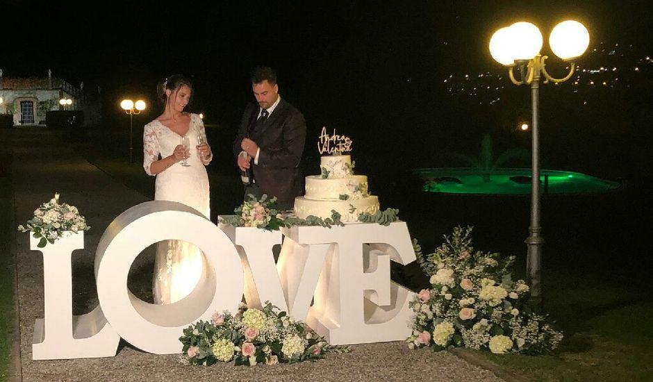 Il matrimonio di Andrea Sangalli e Valentina Ratti a Valbrona, Como