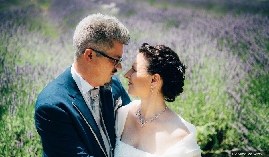 Il matrimonio di Mario e Alessandra a Colle Umberto, Treviso