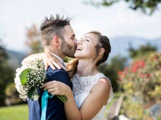 Le nozze di Aurora e Alberto 1
